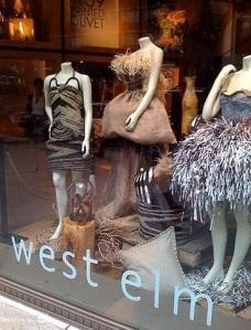 West Elm New York Display